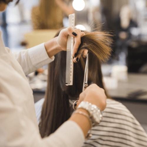 hair styling beyoutiful parlour